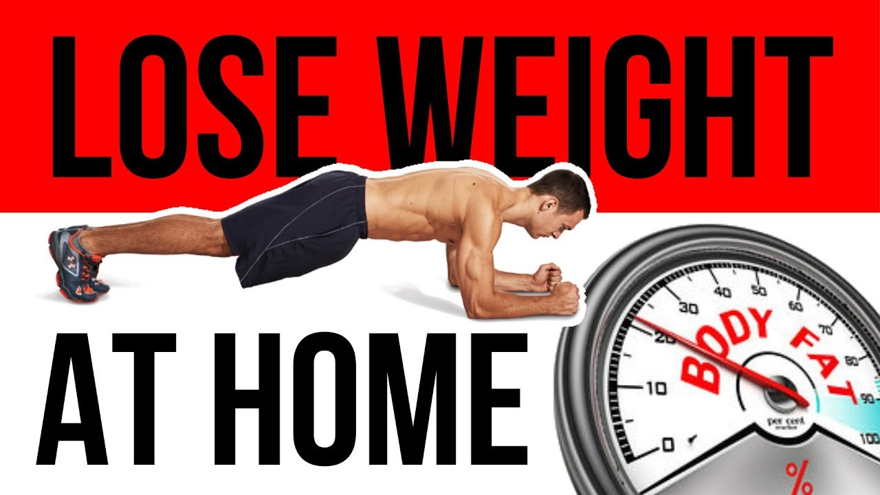 5 Easy Exercises to Lose Weight At Home