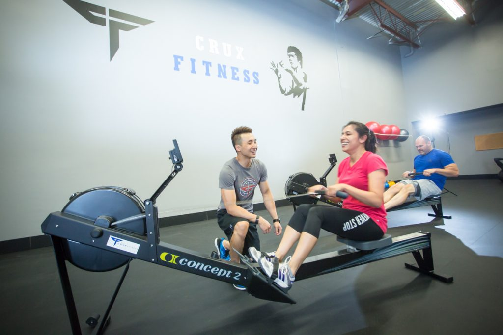 Cloverdale personal training